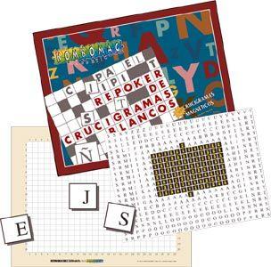 4 programas para crear crucigramas