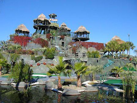 Hawaiian Rumble Mini Golf Home To The Master S Tournament Of Myrdreamvacation Myrtle Beach