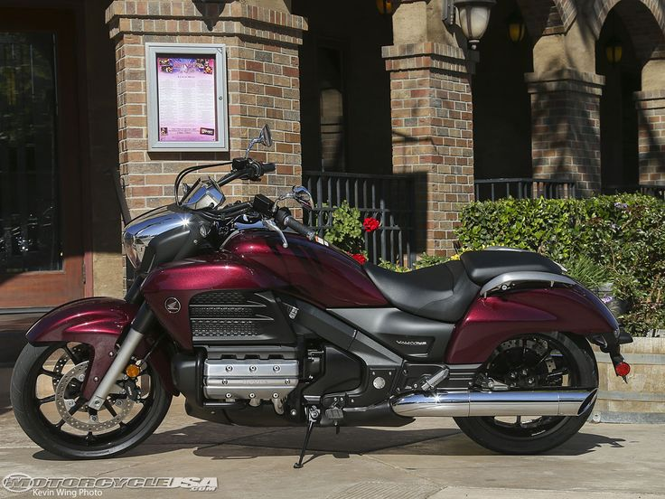 2014 Honda Valkyrie First Ride Photos - Motorcycle USA