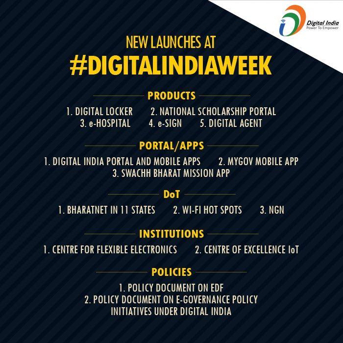 Through Digital Uttar Pradesh initiative, Akhlesh Yadav govt focuses to emphasize on digitization.