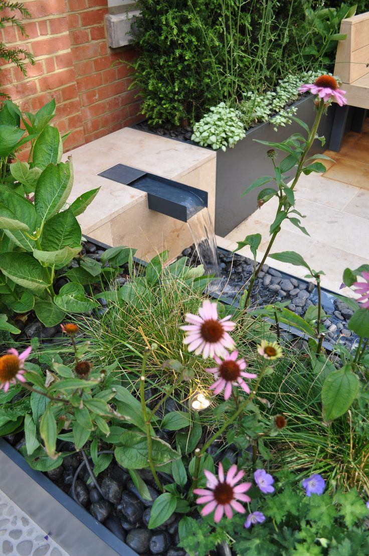 knightsbridge roof terrace winner of the new homes garden awards 2014 for best roof terrace - Garden Ideas 2014 Uk