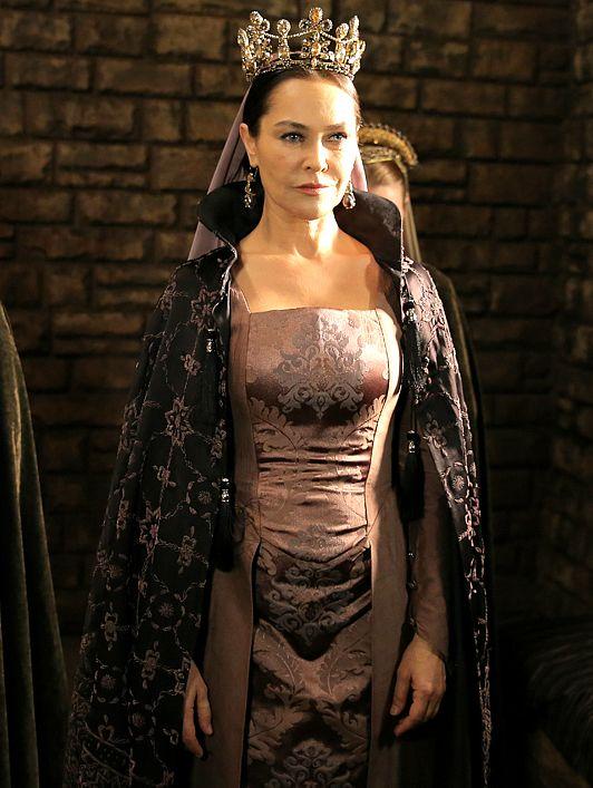 Muhtesem Yuzyil Dress, Safiya Sultan