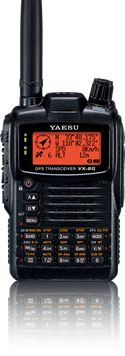 VX-8GR – A Devoted APRS® User Dual Band Version of the VX-8R Series of Handheld