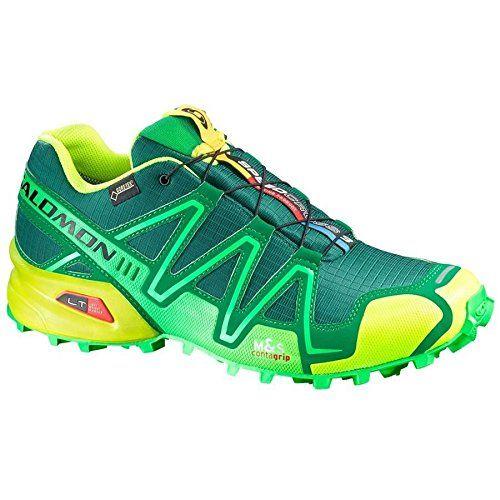 Salomon Schuhe Damen Grün