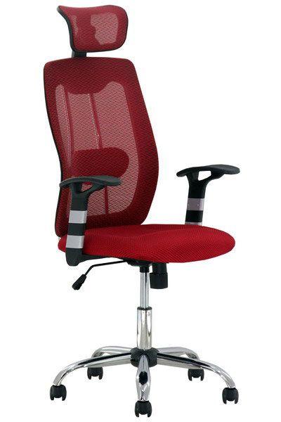 Scaun ergonomic OFF 988 se remarca printr-un raport calitate-pret excelent si prin reglajele pe care le ofera. Este realizat din mesh (pentru o circulatie imbunatatita a aerului), baza rezistenta din metal cromat. Acesta permite reglajul lombar si al tetierei. Ne gasiti la adresa http://www.scauneonline.ro/scaun-ergonomic-de-birou-off-988 pentru mai multe detalii si comenzi!