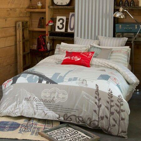 Linen House Homeland duvet - Kiwiana!