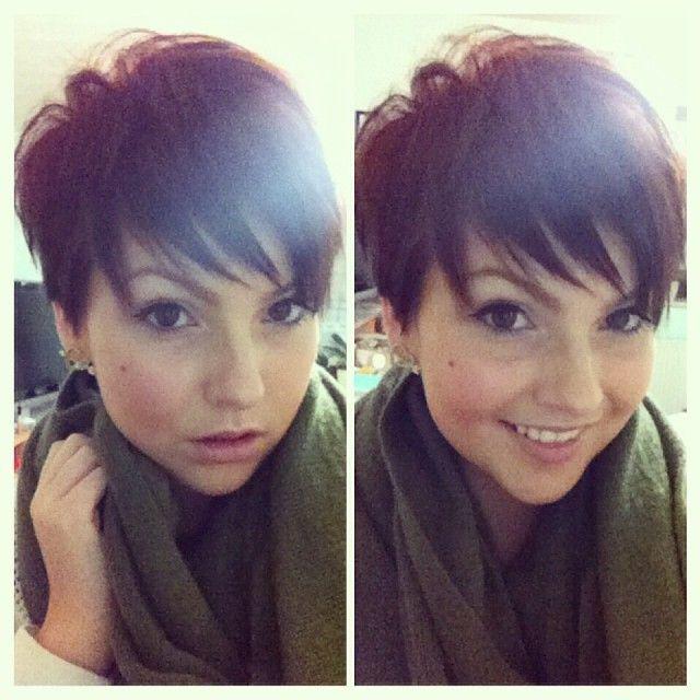 Best 299 Pixie Cuts Short Hair Styles Images On Pinterest
