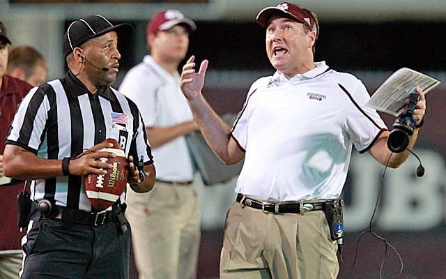 SEC to experiment with 8 football officials, but what's right number?