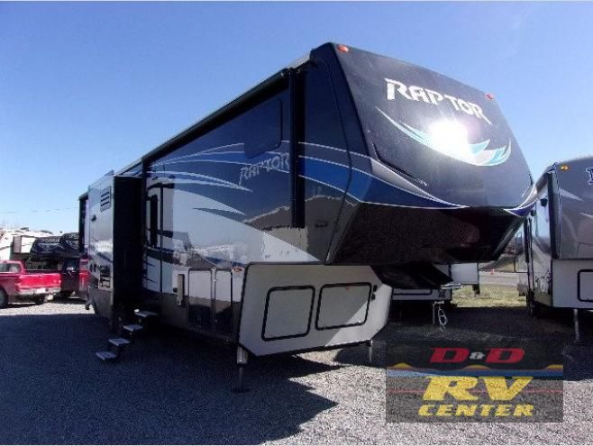 New 2016 Keystone Rv Raptor 352ts Toy Hauler Fifth Wheel At D D Rv