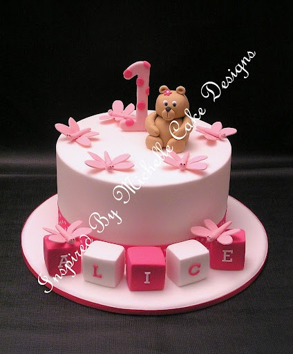 Baby Baby Birthday Cakes - Bing Images