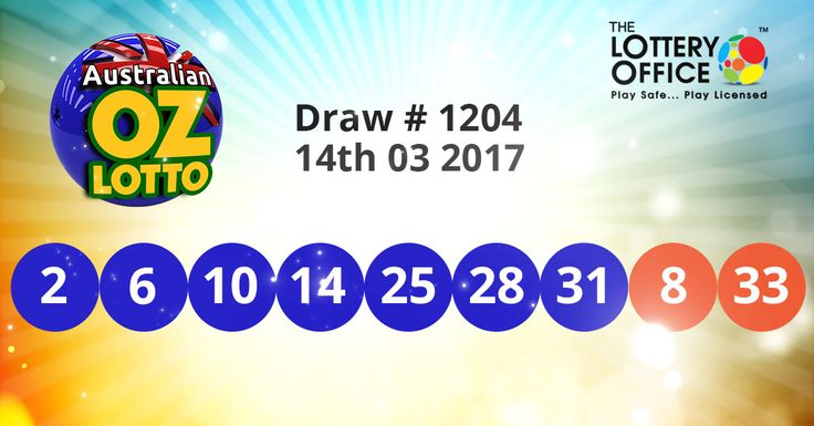 Australian Oz Lotto winning numbers results are here. Next Jackpot: $10 million #lotto #lottery #loteria #LotteryResults #LotteryOffice
