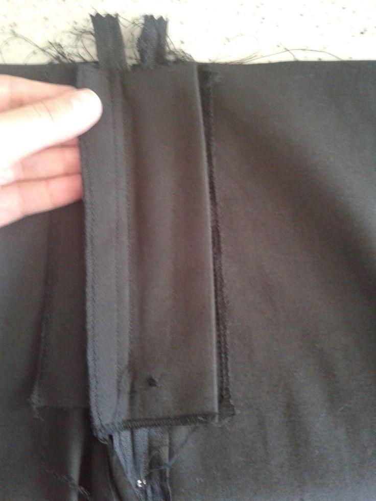 Küçük Kaşif: Pantolon nasıl dikilir?(Bol resimli,açıklamalı)