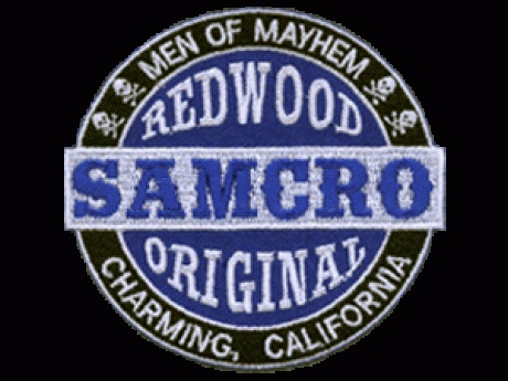 Sons of Anarchy, SAMCRO logo