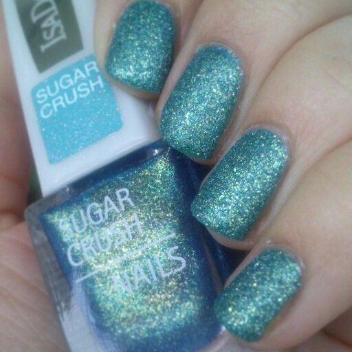 IsaDora Sugar Crush Nails in Ocean Crush