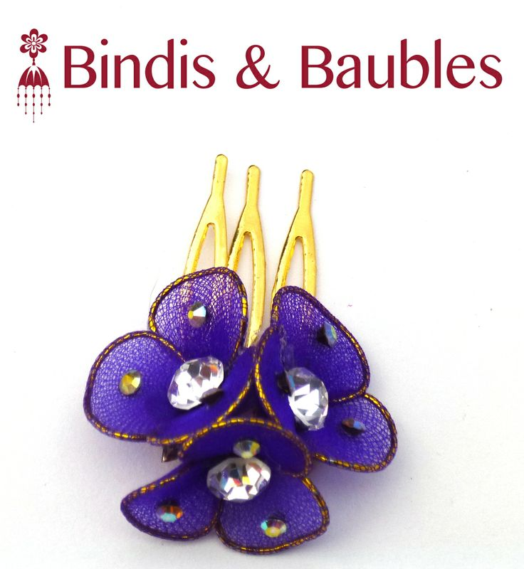 The hottest collection of custom bindis, hair accessories, and sparklies! Contact them BindisandBaubles@gmail.com