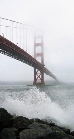 Golden Gate Bridge   Top 10 famous bridges you must see