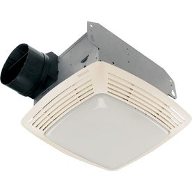 Broan 2.5-Sone 80-Cfm White Bathroom Fan 683L