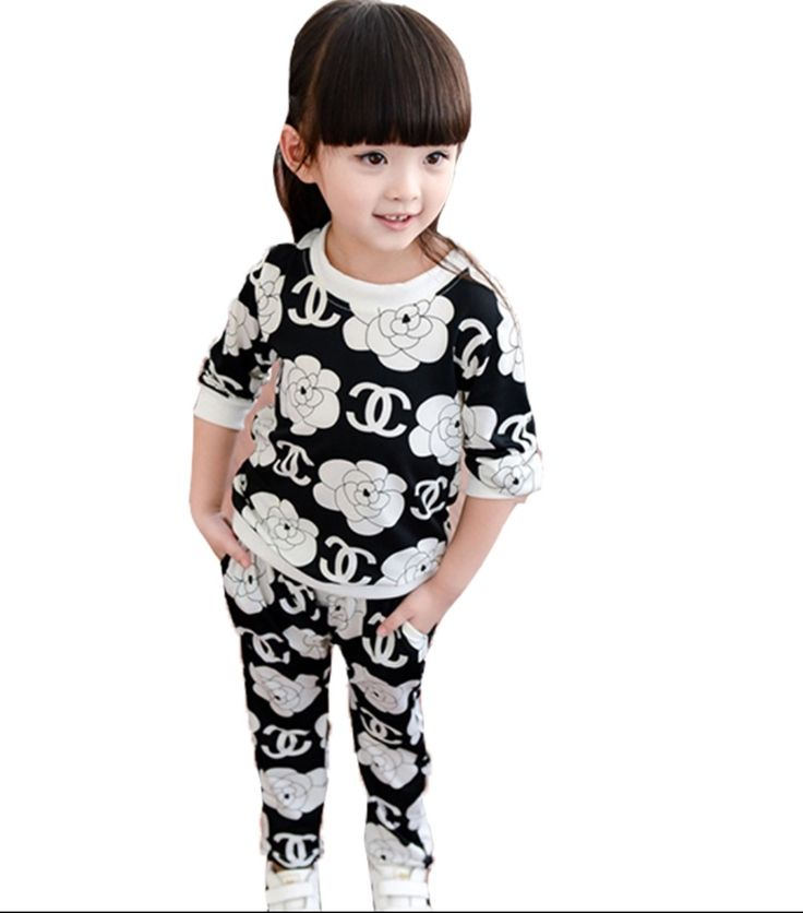 chanel kids. baby girl clothing, children clothing sets, chanel kids, kids sports, fashion styles, long sleeve tops, or, for girls