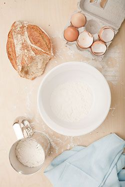 Good info about starting your own bakery...in the home or out