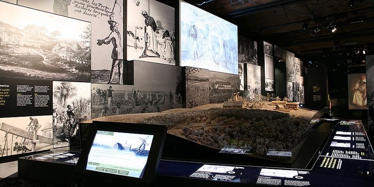 Museum Design | Redman Design Ilkley UK