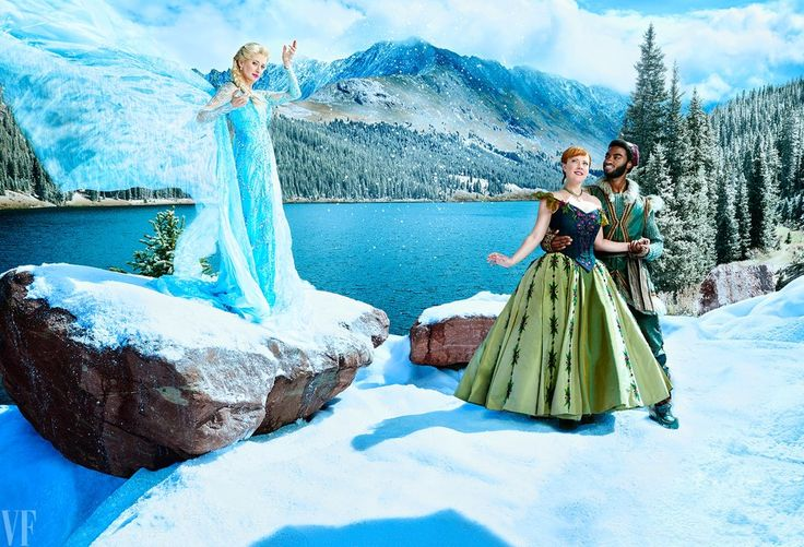 More Details on Frozen on Broadway from Director Michael Grandage