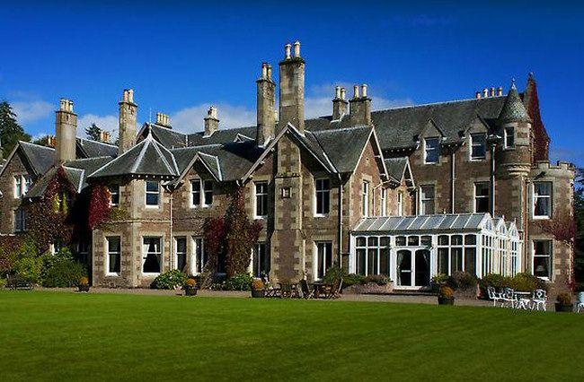 Cromlix House, Perthshire, Scotland