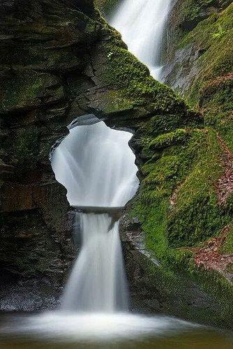 Merlin's Well, Corwall, England