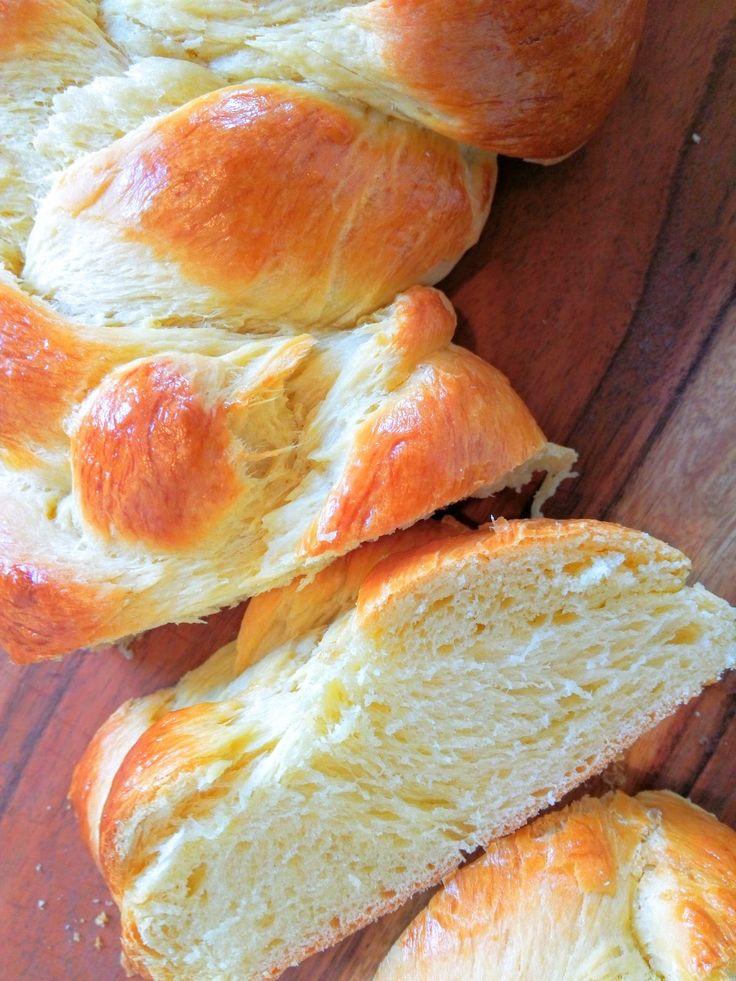 Je cuisine Créole : Pain au beurre