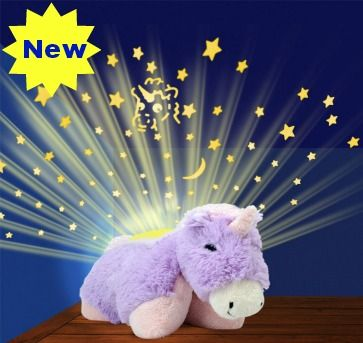Dream Lites Magical Unicorn From Pillow Pets® | Dream Lites Pillow Pets