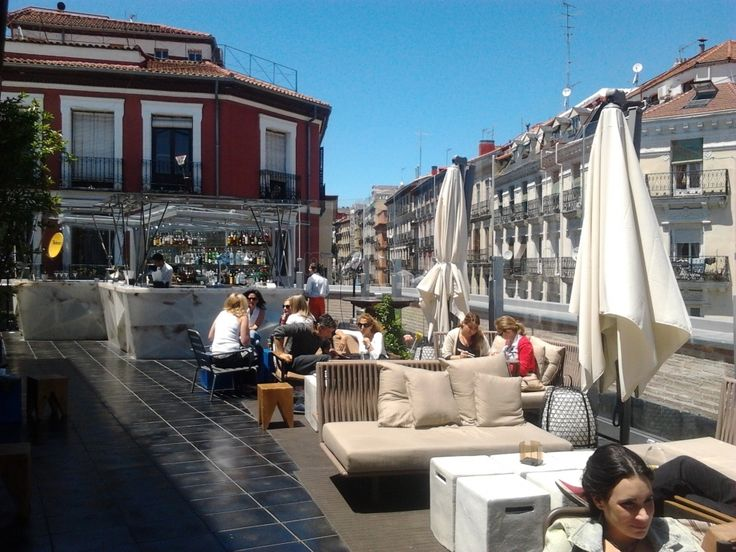 Mercado San Anton, Madrid!