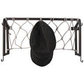 Found it at Wayfair - Hall of Fame Soccer Goal Post Coat Rack