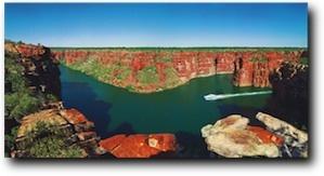 Cruising The Kimberley, Kimberley Region King George River