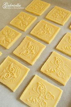 Gabriella kalandjai a konyhában :): Vaníliás keksz