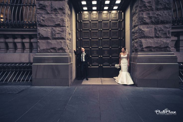 Wedding photography at Martin Place by Chalk and Cheese Photography – Wedding Photography Sydney, Engagement, Family Portraits and Destination Wedding (www.chalkandcheesephotography.com)