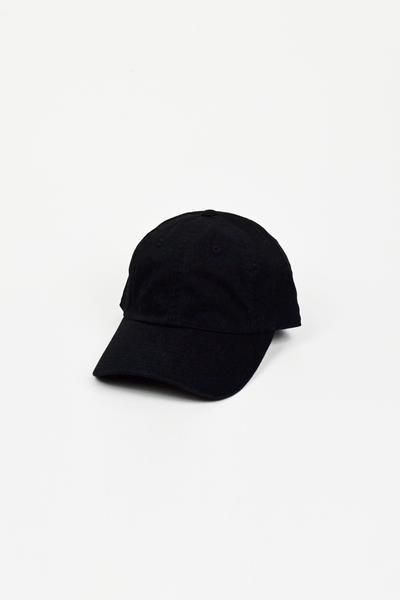 American Needle Black Dad Hat