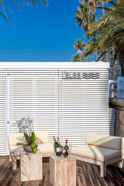 Stabilimenti Balneari, Cannes, 2015 - Groppo F.lli
