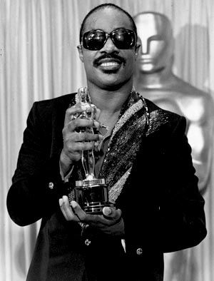 "Stevie Wonder won the Academy Award for Best Original Song for ""I Just Called To Say I Love you"" from ""The Woman in Red"" in 1985."