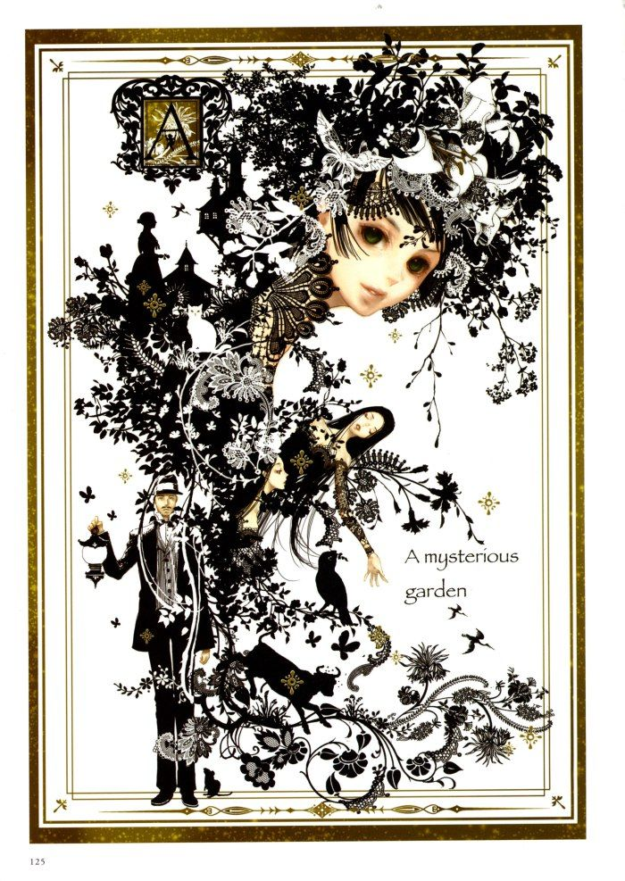 [Gallery] Tuyển tập tranh của Nao Tsukiji (tác giả Adekan)   Beedance07