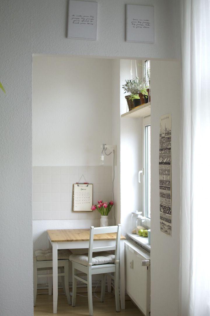 atleast kleine rume einrichten 5 tricks fr die mini kche - Einraumwohnungen Einrichtungstipps