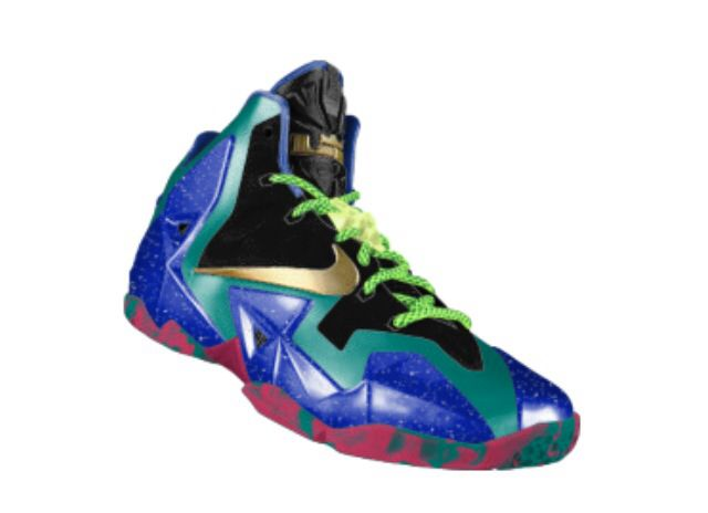 Some funky Lebron 11s  8b216712f1c0