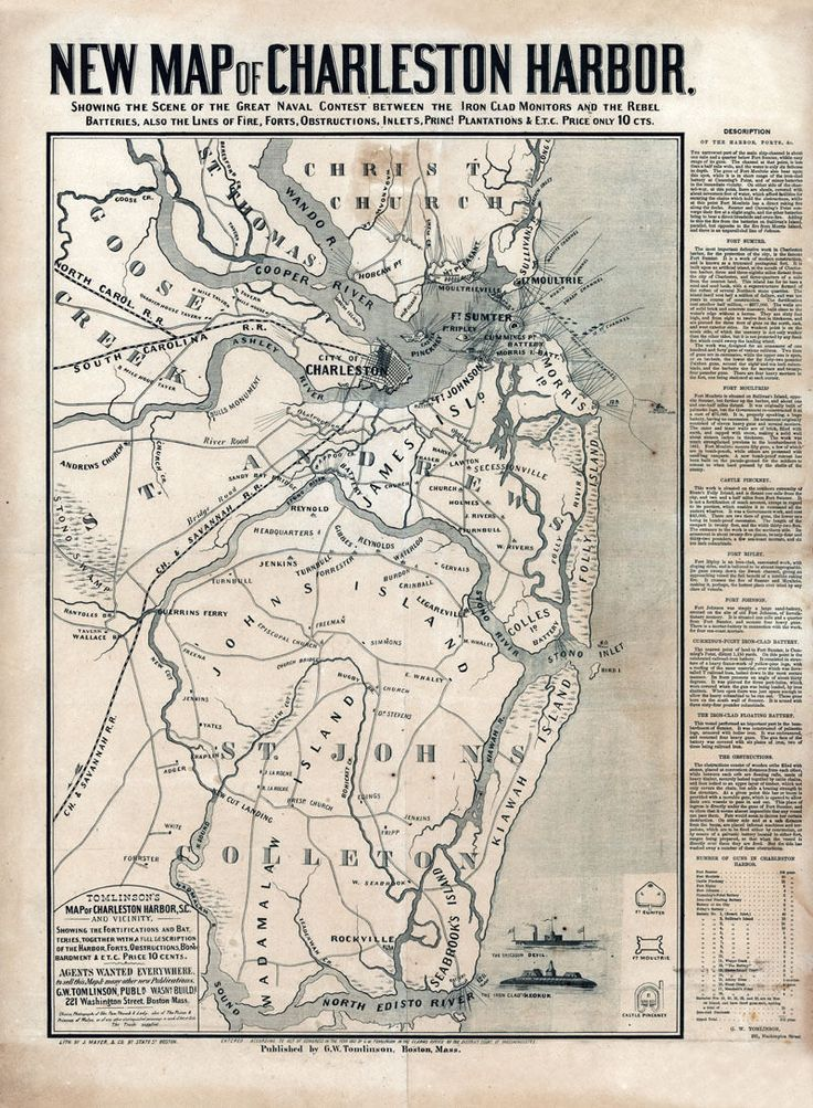 The 25 best charleston map ideas on pinterest charleston sc map old charleston map 1700s malvernweather Image collections