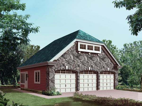 1000 images about great garage plans on pinterest house for Unique garage plans