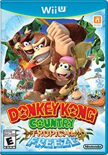 This game is a participating title in the Donkey Kong Knock-out Offer from 2/26 at 9 a.m. PT to 3/3 at 8:59 a.m. PT. Visit www.nintendo.com/eshop/offers to learn more! This game made the top 10 in Club Nintendo's Fan Faves 2014 survey! Learn more > Help Donkey Kong and his friends save their home and banana hoard from marauding Vikings in the Donkey Kong Country™: Tropical Freeze game from Retro Studios. All the challenging ground-pounding, barrel-blasting, side-scrolling mine cart ...