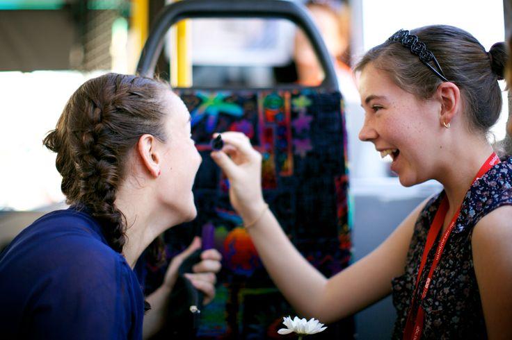 Back of the Bus. Java Dance Company. Perth. AWESOME Arts Festival. Photographer Jarrad Seng, Dancer: Lauren Carr