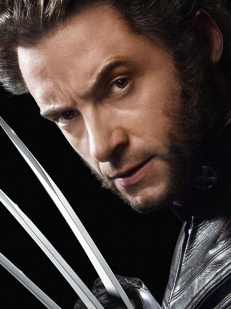 X-Men Movie Characters | Hugh Jackman Wolverine