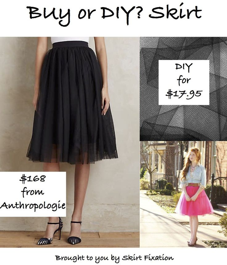 Buy or DIY Skirt comparison by Skirt Fixation