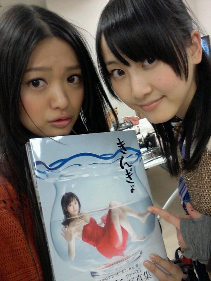 Kitarie and Reina #AKB48