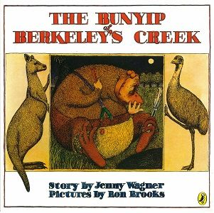 Unit of work for Year 1 by Charlotte Bouman on The Bunyip of Berkeley's Creek by Jenny Wagner and Ron Brooks.