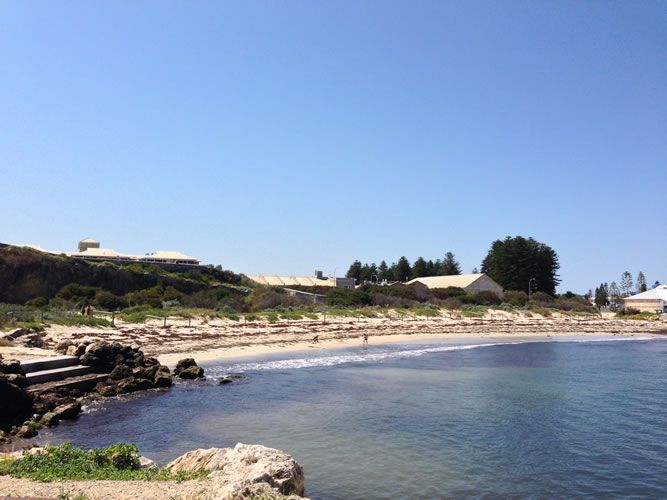 Bathers Beach, Fremantle, Western Australia
