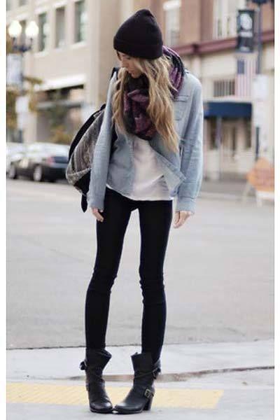 Streetstyle-mit-jeanshemd-400x600-1371692